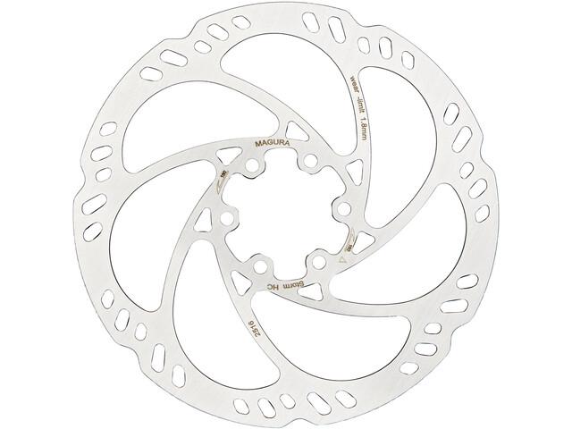 Magura Storm HC Disque de frein 6-trou, silver